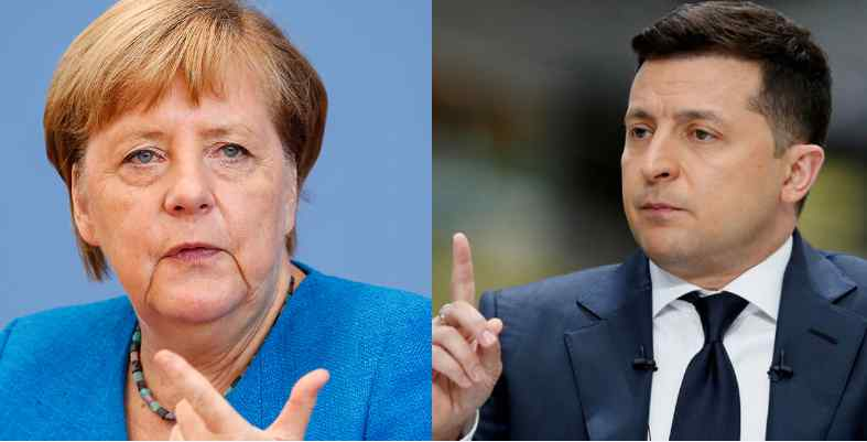 Терміново! Меркель про Україну: «Повинна залишатися країною-транзитером газу». Зеленський зробив це-підтримка Німеччини