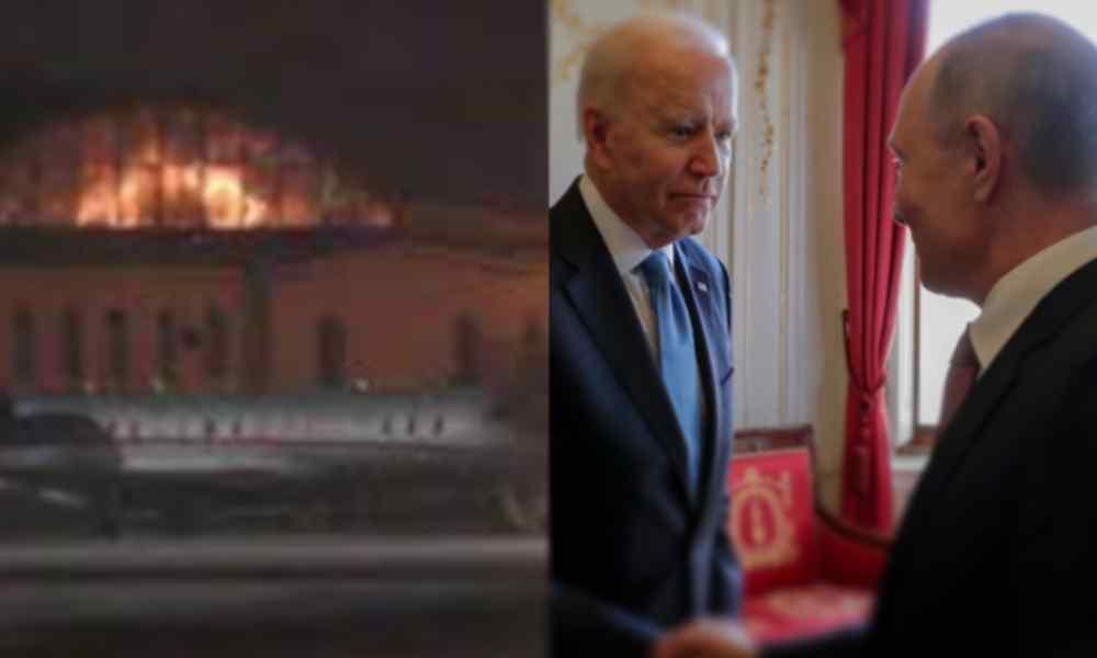 """""""Байден висловив претензії за все. Путін був помітно невдоволеним"""". Остаточні підсумки зустрічі двох президентів."""