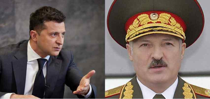 Терміново! Зеленський не чекав-ніж в спину від Лукашенка. Закрито повітряний простір-українських літаків не прийматиме