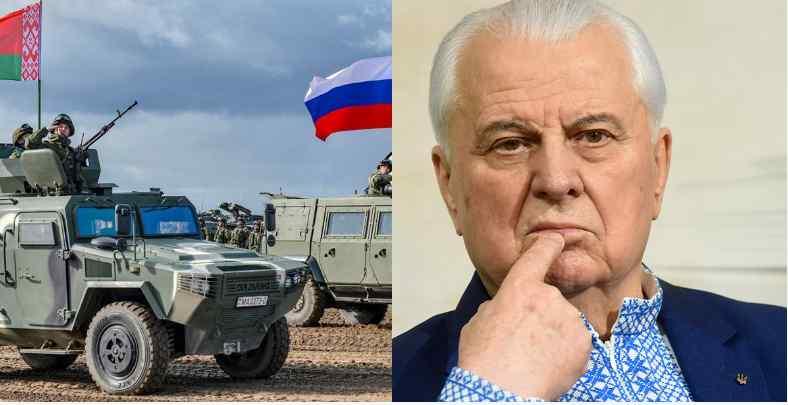 """Терміново! """"Ми маємо бути готовими до всього""""-Кравчук попередив українців, про можливе загострення війни з Росією."""