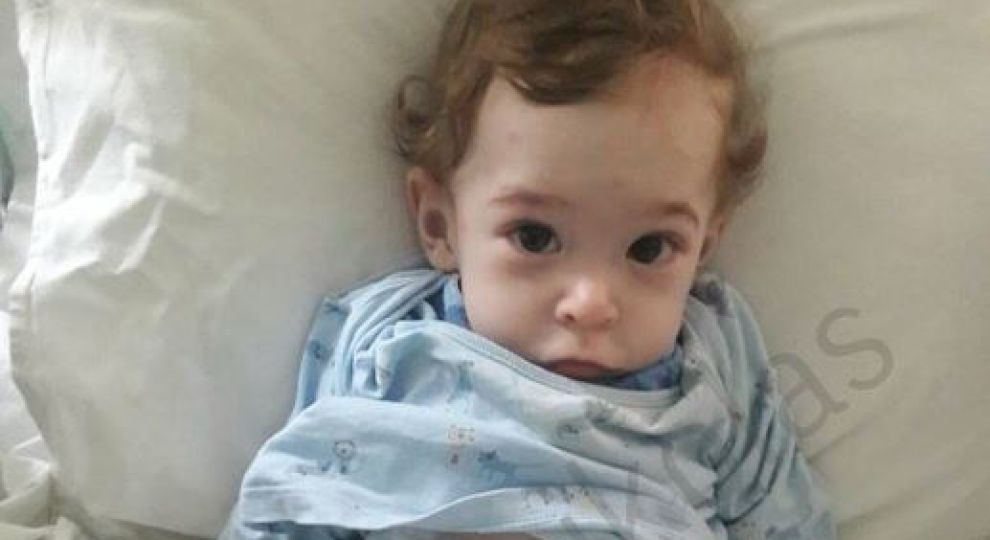 """""""Дитина зараз не може навіть їсти"""": Ніколасу потрібна негайна операція"""
