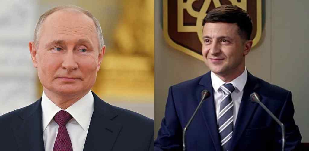 Вже зараз! Зустріч Зеленського та Путіна. Вирішимо всі питання. Будемо стояти на своему