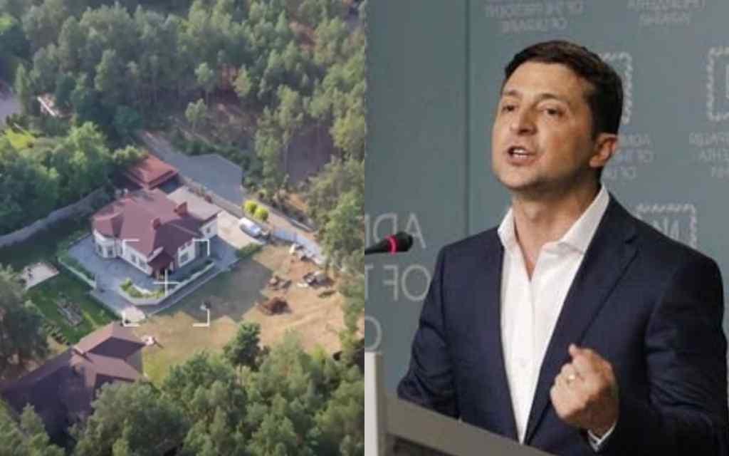 """Просто зараз! Розкішний маєток «слуги»: у Зеленського не чекали! 400 тисяч доларів – """"своїм багато пробачають""""!"""