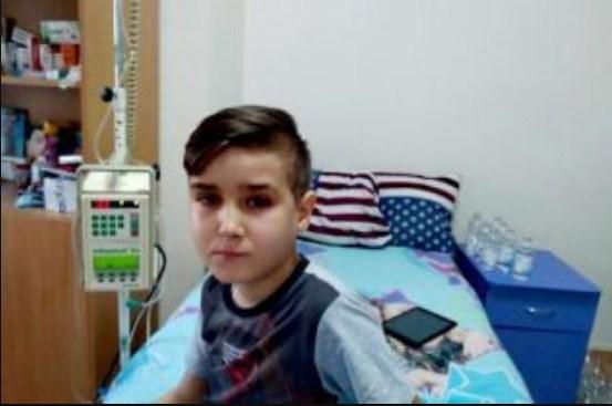 За 7 років рак крові знову повернувся до Дениса