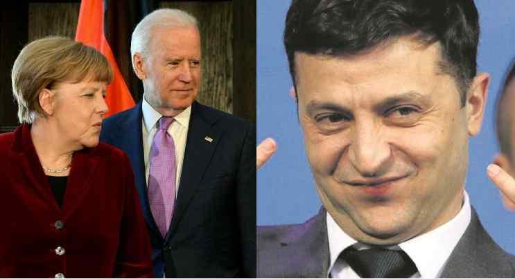 """Досягли згоди по """"Північному потоку-2""""! Зеленський домігся: транзит збережеться. Україна отримає гарантії"""