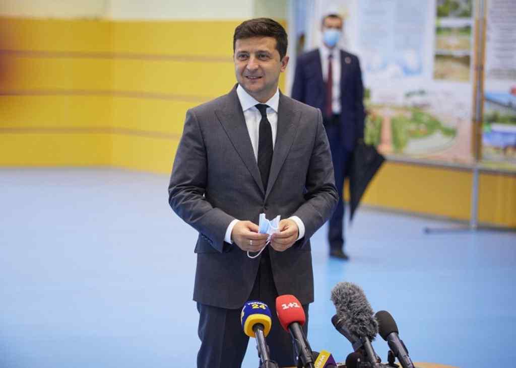 Під час нового інтерв'ю! Зеленський виступив з заявою-Крим буде звільнено! Слово дотримає-повернуться додому!