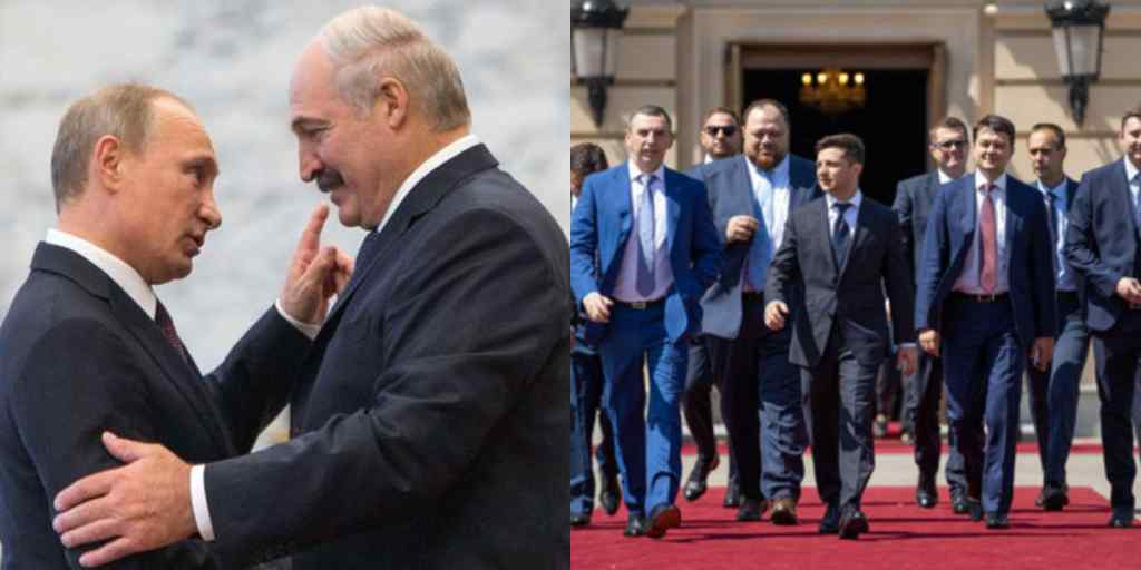 """Щойно! У """"Слузі народу"""" готуються. Лукашенко виступить проти України – вказівка від Путіна"""