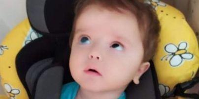 Єгор кілька разів був за крок до смерті, але малюк дивує лікарів своєю боротьбою