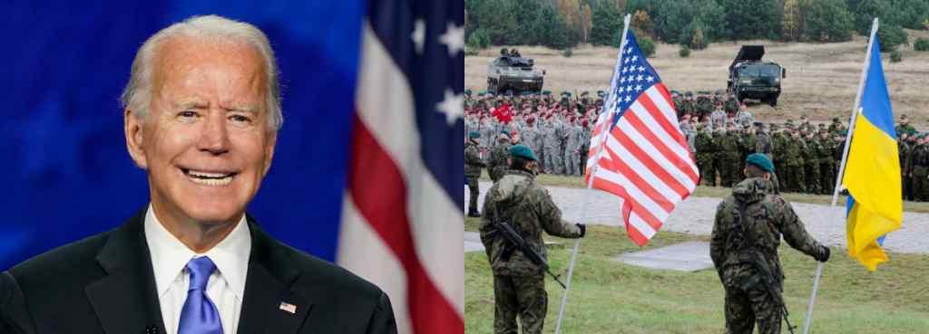 У США схвалили! $300 млн військової допомоги Україні: проєкт оборонного бюджету на 2022 рік. Байден з нами