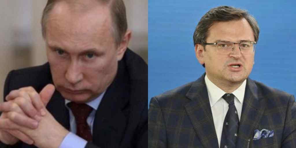 """Щойно! Перетин """"червоних ліній"""". Кулеба влетів: різка відповідь на заяву – Путіна трясе від приходу НАТО"""