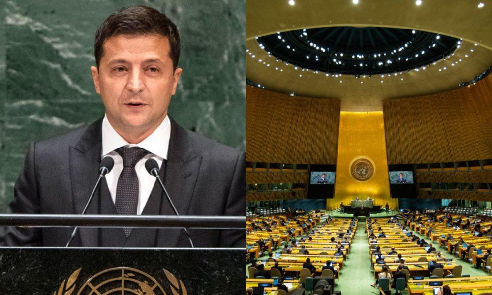 Поки ми спали! З трибуни ООН – Зеленський зірвався: удар для Кремля. Історичне звернення – на весь світ!