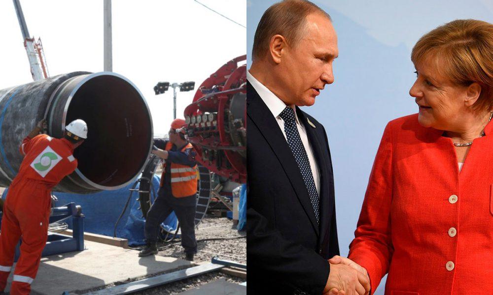 Зупинити трубу! Після провалу на виборах – Меркель не залишили вибору: це таки сталось. Браво!