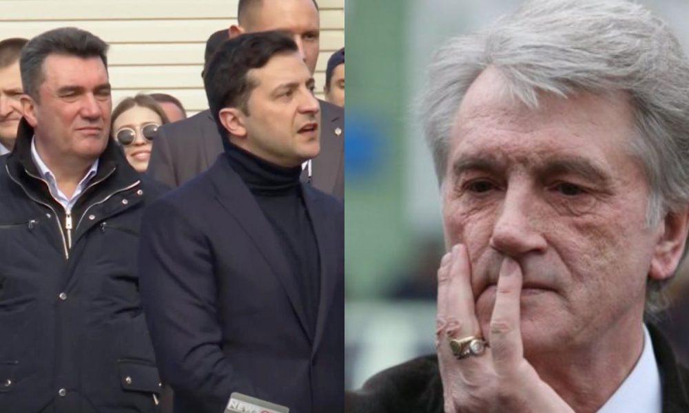 Такого ще не було! Вперше – Ющенко зізнався: радісна звістка. Данілов не змовчав – облава почалась!