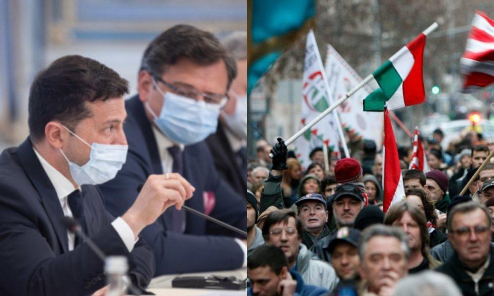 Пізно вночі! Ультиматум Україні – угорці не здаються: заблокувати. Погані новини – після скандалу!
