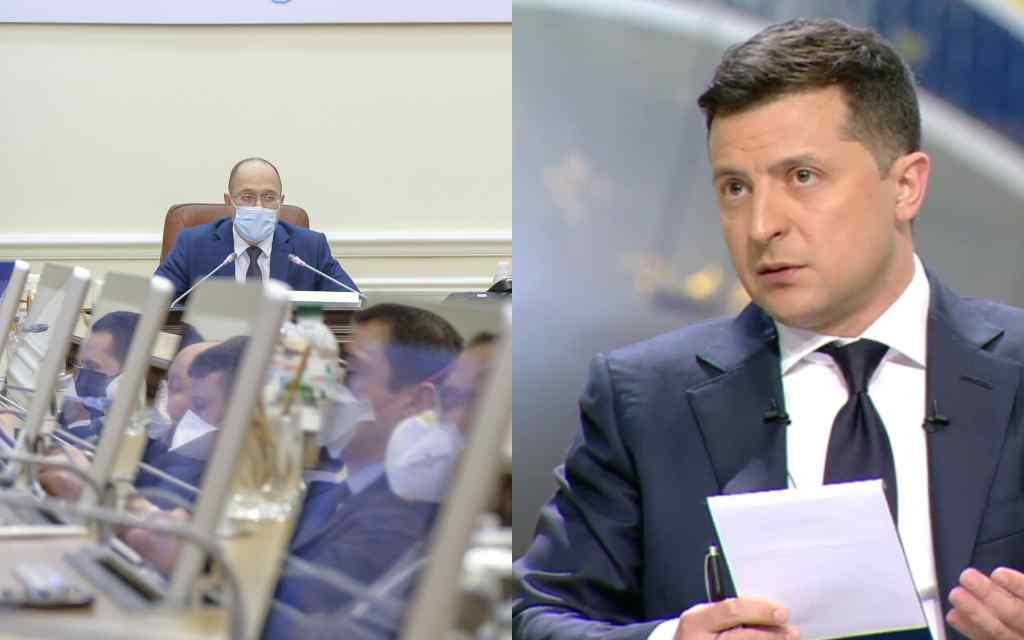 """Вже цього місяця! У Зеленського """"влупили"""": міністри на вихід – рішення зроблено. Кабмін трясе"""
