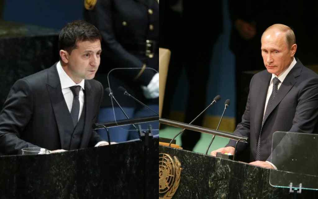 """Прямо в ООН! Кремль сходить з розуму, """"право вето"""" – Зеленський дає відсіч: """"повноцінні дебати"""""""