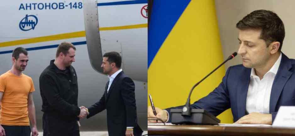 Просто в кабінеті! Зеленський наказав: розглянути терміново! Захист політв'язнів та їхніх сімей – українці аплодують