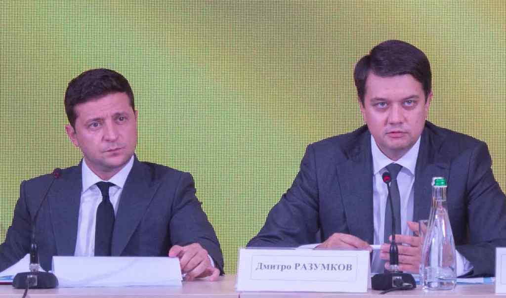 Немислимо! У Зеленського розсекретили план Разумкова: влаштовує конфлікт. Це кінець!