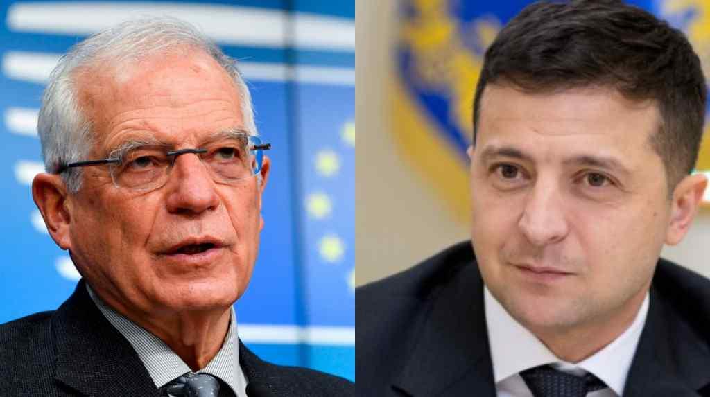 Щойно! Заявив: Україна вже дуже близька до ЄС. Тісні зв'язки та угода про асоціацію. Процес реформування та зближення вже близько!