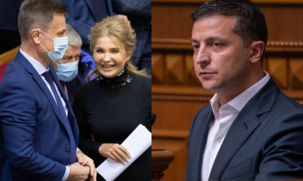 Диверсія! Прямо у Раді, Тимошенко готує бунт – покриває олігархів: закон під загрозою. Зеленський не спустить