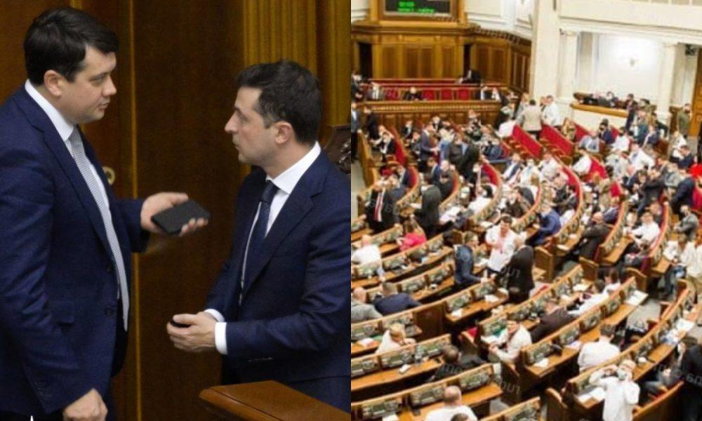 Нова коаліція! Разумков зважився: Раду сколихнуло, у Зеленського в ауті: здати мандат! Останній шанс