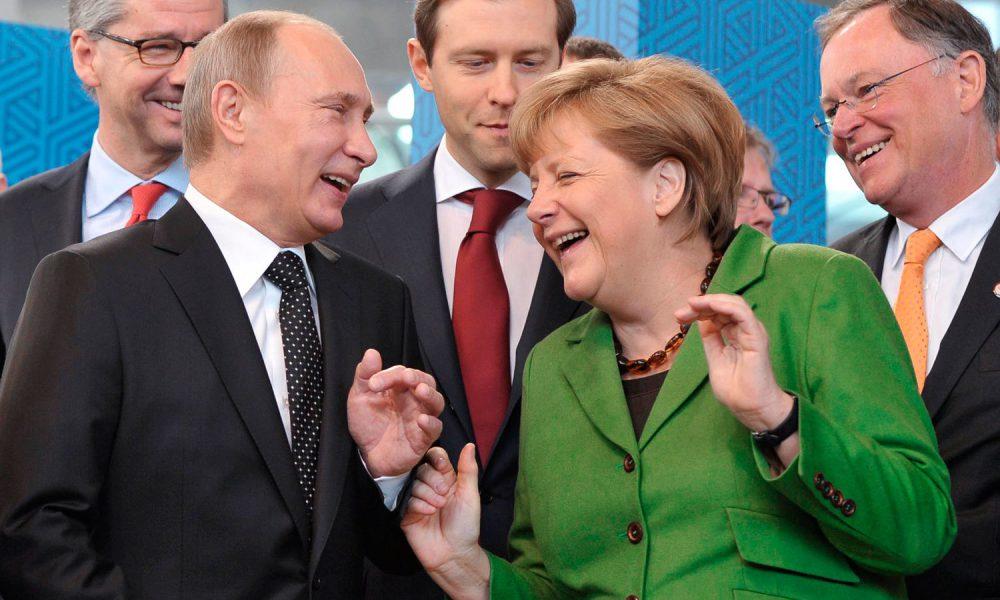 5 хвилин тому! Меркель зрадила – на догоду Кремлю, радник здав усе, приголомшлива правда. Це її вина